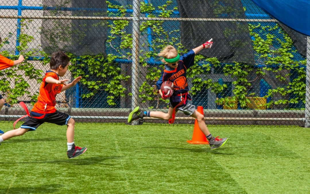 Multi-Sport Outdoor/Indoor Summer Camp (Ages 5 – 12)
