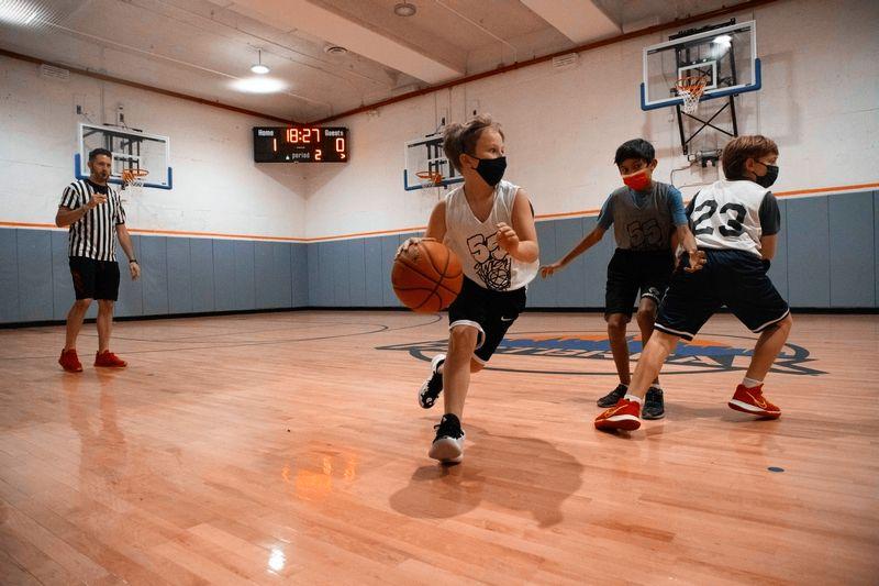 4v4 Basketball League (55 Swish)